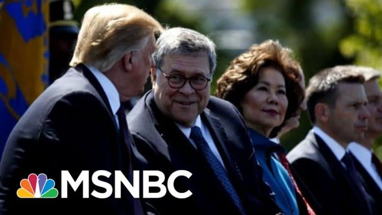 Attorney General Bill Barr To Testify Before House Judiciary Committee Today | Morning Joe | MSNBC 1
