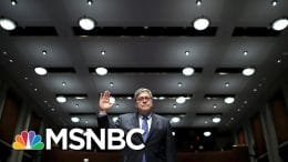 Barr: Trump 'Has Not Attempted To Interfere' In Any Department Of Justice Decision | MSNBC 8