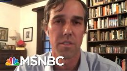 TX Lt. Gov. 'Does Not Care' About Communities Struggling With COVID-19 | The Last Word | MSNBC 3