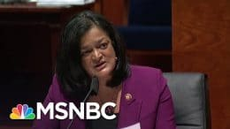 Rep. Jayapal Slams Barr For Claiming He Was Unaware Of Armed Protesters In Michigan | MSNBC 3