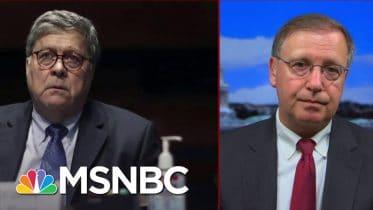 AG Barr's Testimony Drives Former U.S. Attorney Chuck Rosenberg To Utter 'I Miss Jeff Sessions' 6