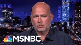 Schmidt: Trump's Betrayal To U.S. Troops Is Impossible To Overstate | The Last Word | MSNBC 1