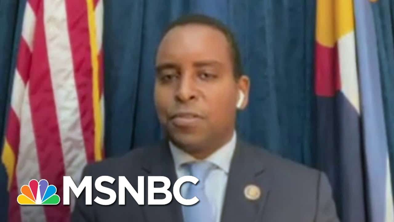 Neguse: Bill Barr Gave 'Deeply Problematic' Answers To Judiciary Committee | The Last Word | MSNBC 9
