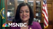 Rep. Jayapal: Bill Barr Is The Personal Henchman For Donald Trump | Rachel Maddow | MSNBC 5