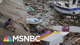 Coastal Texas Hit By A Hurricane While Dealing With COVID-19 | The 11th Hour | MSNBC 3