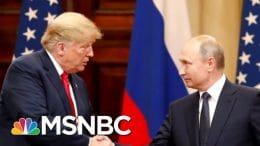 Trump Pressed On Russian Bounty Intel | Morning Joe | MSNBC 9