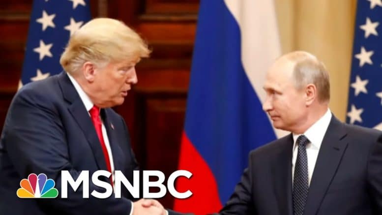 Trump Pressed On Russian Bounty Intel   Morning Joe   MSNBC 1
