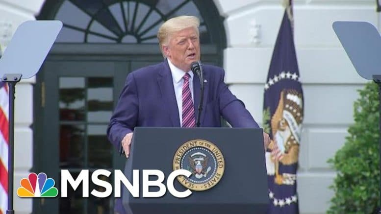 Mika To Trump On Coronavirus: 'You Have Botched This From The Start' | Morning Joe | MSNBC 1