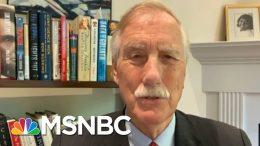 Senator Angus King Joins Morning Joe | Morning Joe | MSNBC 6