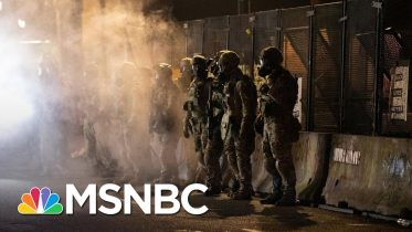 Oregon Governor Tweets That Federal Officers Will Leave Portland | Craig Melvin | MSNBC 6