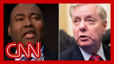 Lindsey Graham ad shows image of opponent with altered skin tone 6