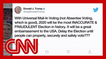 Trump floats delaying election despite lack of authority to do so 10
