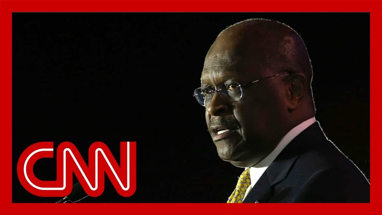 Herman Cain dies from coronavirus 1