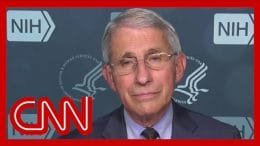 Dr. Fauci gives his thoughts on another potential lockdown 8