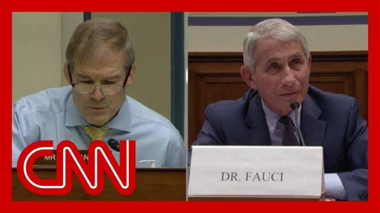See Dr. Anthony Fauci's heated exchange with Jim Jordan over protests during coronavirus 1