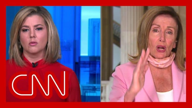Pelosi to Brianna Keilar: That's not an appropriate question to ask 1