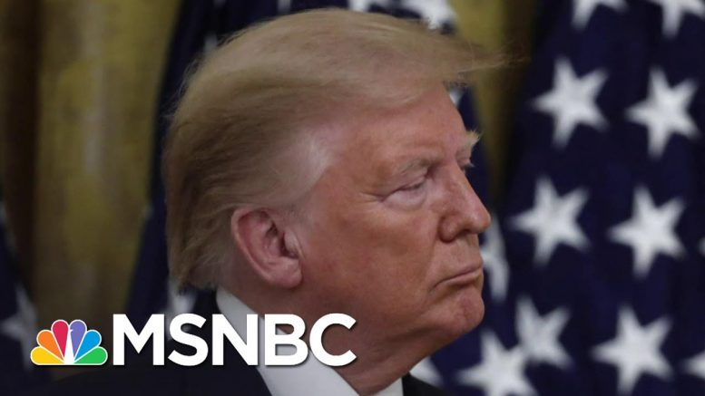 Gupta: Irresponsible Of Governors To Placate Trump's Ego On COVID-19   The 11th Hour   MSNBC 1