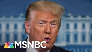 Trump Is 'Furious' Over Polls Showing Joe Biden Beating Him Badly | The 11th Hour | MSNBC 6