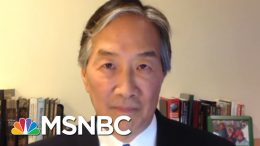 Masks Are A Means To Freedom From Coronavirus And Its Burdens | Rachel Maddow | MSNBC 3