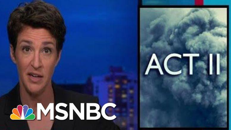 U.S. Still Burdened By Trump Admin Failure To Make A Testing Plan | Rachel Maddow | MSNBC 1