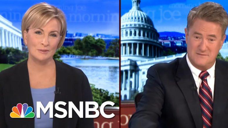 Joe: This Is Basic Science, This Is Basic Medicine | Morning Joe | MSNBC 1