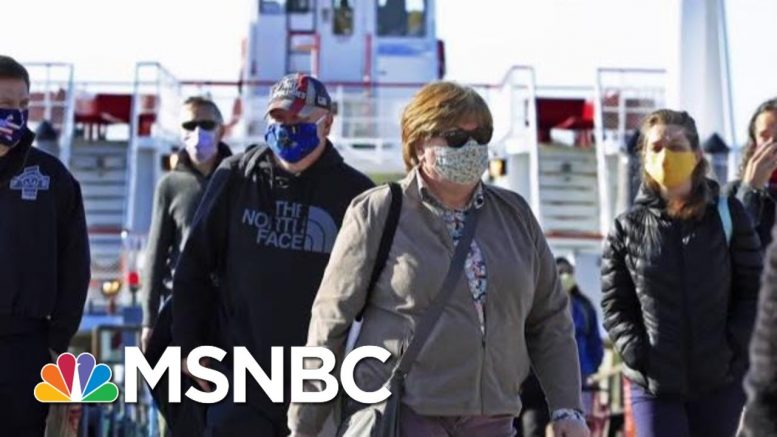 U.S. Breaks Record For New Cases For Third Straight Day | Morning Joe | MSNBC 1