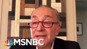 Sen. Schumer Laments 'Appalling' Lack Of Leadership With Virus | Morning Joe | MSNBC 5