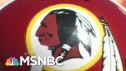 Washington NFL Team Says They Will Undergo 'Thorough Review' Of Name | Craig Melvin | MSNBC 5