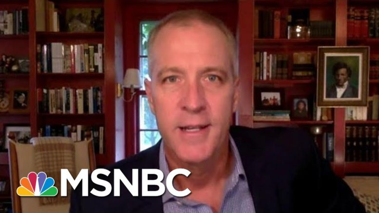 House Intel Member: Trump 'Out To Lunch' On Bounty Reports | Morning Joe | MSNBC 1