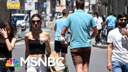Chris Hayes: Trump's COVID-19 Failures Make U.S. An Object Of Pity Around The World | MSNBC 4