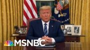 As COVID Hampers Trump's Re-Election, GOP Allies Demand He Wear A Mask | MSNBC 5