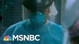 Up To 1-In-4 Testing Positive For Coronavirus In Houston | MSNBC 4