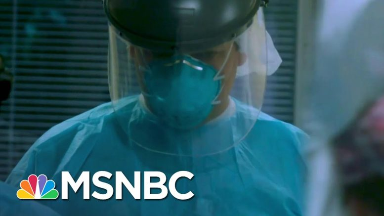 Up To 1-In-4 Testing Positive For Coronavirus In Houston | MSNBC 1