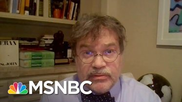 Hotez: There Is 'No Recognition' From The WH That COVID-19 Is A 'Serious' Problem | Deadline | MSNBC 6