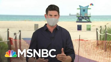 Florida Coronavirus Cases Hit 200K As State Adds Over 40K Cases In Just Four Days | MSNBC 6