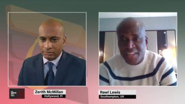WEST INDIES CRICKET MANAGER Rawl Lewis speaks ahead of first test against England 5