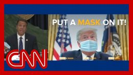 Gov. Andrew Cuomo begs Trump: Just wear the mask 2