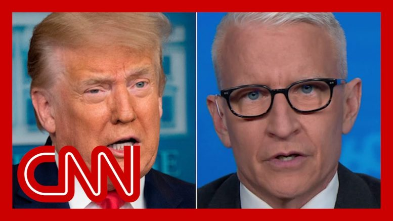 Anderson Cooper: Trump wants us to suck it up as thousands die 1