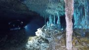 Experts find early ocher mine in Mexican underwater caves 5