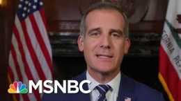 L.A. Mayor: Police Shouldn't Be The Solution To Everything | All In | MSNBC 9