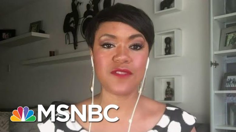 'Say It Louder!' Looks At The 'Power Of Black People,' Says Author | Morning Joe | MSNBC 1