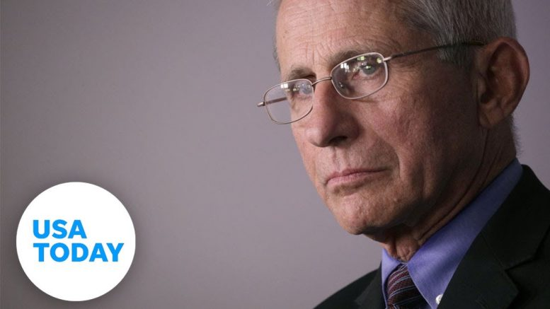 Dr. Anthony Fauci and Dr. Francis Collins deliver a COVID-19 update (LIVE) | USA TODAY 1