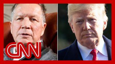 John Kasich: President Trump is 'in a meltdown' 1