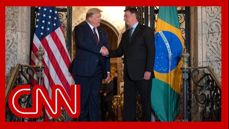 US and Brazil lead the world in Covid-19 cases as leaders downplay the virus 1