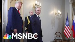 McFaul: 'Unprecedented' That Pres. Trump Wants To Be Friends With Putin | The Last Word | MSNBC 7