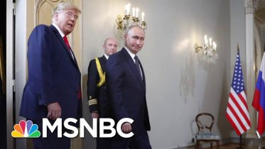 McFaul: 'Unprecedented' That Pres. Trump Wants To Be Friends With Putin | The Last Word | MSNBC 6