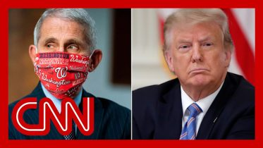 Trump rebukes Fauci: We are in a good place on Covid-19 6