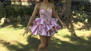 Ont. teen's duct tape dress finalist for scholarship prize 5