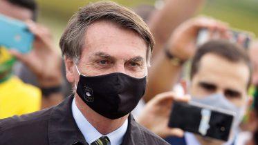 Brazil's President Jair Bolsonaro tests positive for COVID-19 5