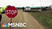 Judge Orders Dakota Pipeline Shut Down Pending Environmental Review | The Last Word | MSNBC 3